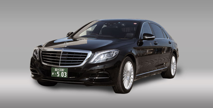 MERCEDEZ BENZ S550L